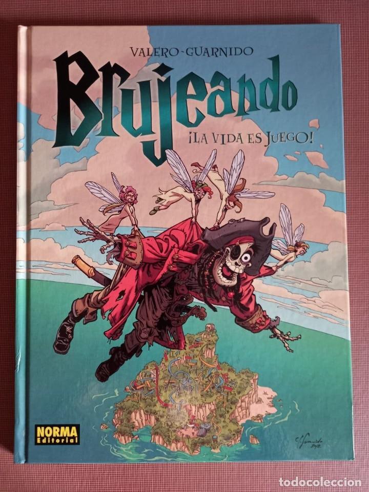 COMIC BRUJANDO LA VIDA ES JUEGO Nº 3 (Tebeos y Comics - Norma - Comic Europeo)