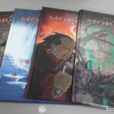 Cómics: X MORGANA Nº 1 A 4 (COMPLETA), DE ALBERTI Y ENOCH (NORMA). Lote 233729060