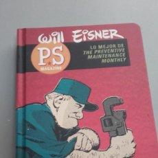 Cómics: X PS MAGAZINE, DE WILL EISNER (NORMA). Lote 233889380