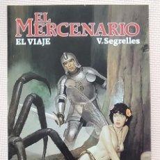 Cómics: VICENTE SEGRELLES EL MERCENARIO CIMOC EL VIAJE NORMA TAPA BLANDA. Lote 233986970