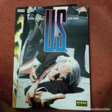 Cómics: U.S. 1 AL 2. NORMA VERTIGO. Lote 234002395