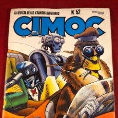 Cómics: CIMOC NÚM 52. Lote 234177680