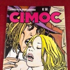 Cómics: CIMOC NÚM 56. Lote 234178805