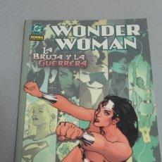 Fumetti: X WONDER WOMAN LA BRUJA Y LA GUERRERA, DE PHIL JIMENEZ (NORMA). Lote 234315005