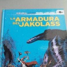 Comics: X LA ARMADURA DEL JAKOLASS. VALERIAN VISTO POR LARCENET NORMA). Lote 234489660