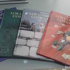 Cómics: X LOS COMBATES COTIDIANOS Nº 1 A 5 (COMPLETA), DE MANU LARCENET (NORMA). Lote 234491715