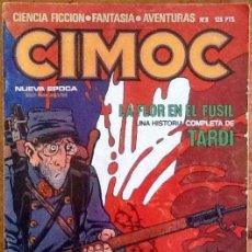 Cómics: CIMOC Nº 8. Lote 234523440