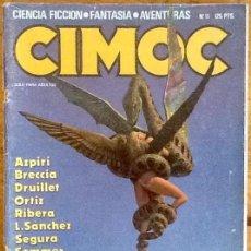 Cómics: CIMOC Nº 11. Lote 234527015