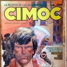 Cómics: CIMOC Nº 22. Lote 234527200