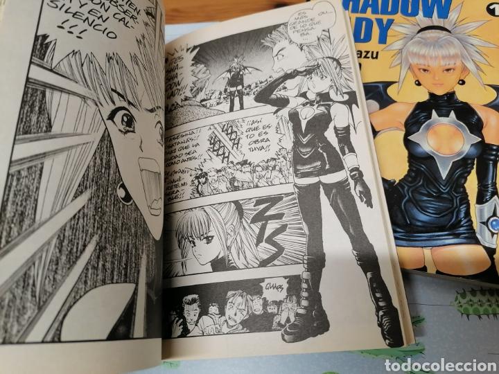 Cómics: SHADOW LADY COMPLETA. 3 NUMEROS.MASAKAZU KATSURA.NORMA EDITORIAL - Foto 7 - 234532565