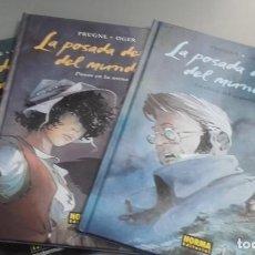Cómics: X LA POSADA DEL FIN DEL MUNDO 1 A 3 (COMPLETA), DE PRUGNE Y OGER (NORMA). Lote 234671660