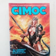 Cómics: CIMOC. Lote 234683735