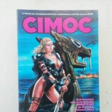 Cómics: CIMOC. Lote 234683860