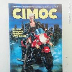 Cómics: CIMOC. Lote 234683895