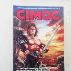 Cómics: CIMOC. Lote 234683925