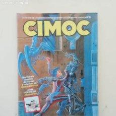 Cómics: CIMOC. Lote 234683950