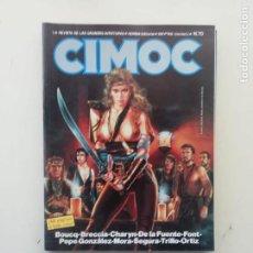 Cómics: CIMOC. Lote 234683975