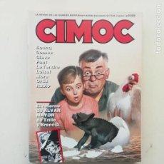 Cómics: CIMOC. Lote 234684010