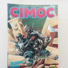 Cómics: CIMOC. Lote 234684125