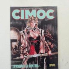 Cómics: CIMOC. Lote 234684155