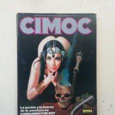 Cómics: CIMOC. Lote 234684195
