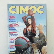 Cómics: CIMOC. Lote 234684225