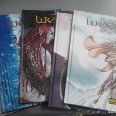 Cómics: X WEEVA 1 A 5 (COMPLETA), DE CORBEYRAN Y PICARD (NORMA). Lote 234685070