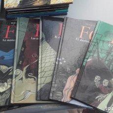 Cómics: X FOG 1 A 6 (COMPLETA), DE BONIN Y SEITER (NORMA). Lote 234685255
