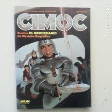 Cómics: CIMOC. Lote 234685540