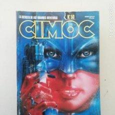 Cómics: CIMOC. Lote 234685680