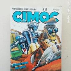 Cómics: CIMOC. Lote 234685730