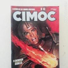 Cómics: CIMOC. Lote 234685750
