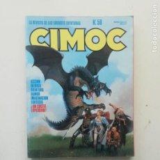 Cómics: CIMOC. Lote 234686325