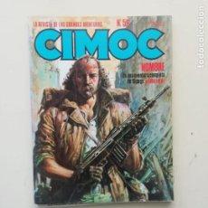 Cómics: CIMOC. Lote 234686385
