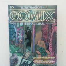 Cómics: COMIX INTERNACIONAL. Lote 234686690