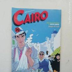 Cómics: CAIRO. Lote 234689515
