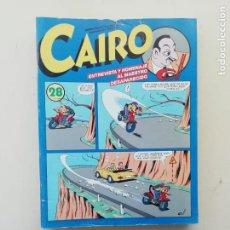 Cómics: CAIRO. Lote 234689560
