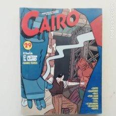 Cómics: CAIRO. Lote 234689600
