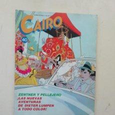 Cómics: CAIRO. Lote 234689655