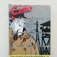 Cómics: CAIRO. Lote 234689720