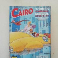 Cómics: CAIRO. Lote 234689800