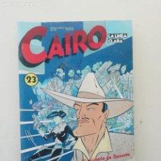 Cómics: CAIRO. Lote 234693585