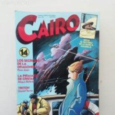 Cómics: CAIRO. Lote 234693610