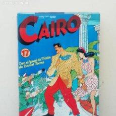 Cómics: CAIRO. Lote 234693795