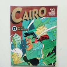 Cómics: CAIRO. Lote 234693880