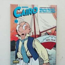 Cómics: CAIRO. Lote 234694025