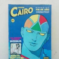Cómics: CAIRO. Lote 234694155
