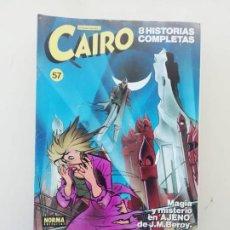 Cómics: CAIRO. Lote 234694230