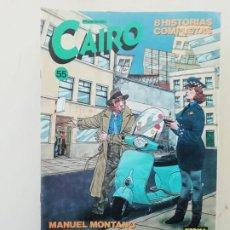 Cómics: CAIRO. Lote 234694245