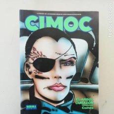 Cómics: CIMOC. Lote 234697385